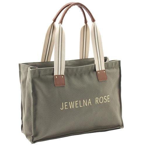 ≪JEWELNA ROSE/ジュエルナローズ≫ キム・トートバッグ A4対応サイズ 33849
