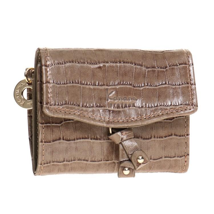 ≪Kanana project/カナナプロジェクト≫ラスターウォレットLTD 小さめバッグにも使いやすい、人気のミニサイズウォレット 34891