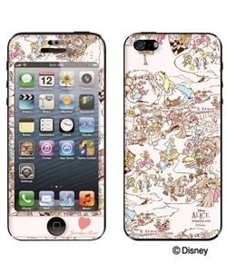 ≪ジュエルナローズ≫ Disney(ディズニー) iPhone6用 モバイルプロテクター by Gizmobies 不思議の国のアリス / 38886-01