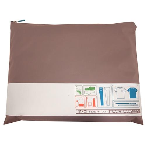 ≪F1 SPACEPAK Set グレー≫ パッキングバッグ 衣類ケース シューズケース 洗面用品ケース / 50124-09