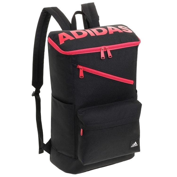 ≪adidas/アディダス≫ バックパック/スクエアタイプ 人気のボックスタイプのリュックサック 24リットル 55853
