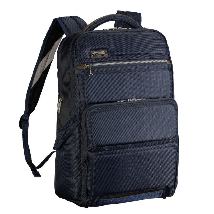 ≪World Traveler/ワールドトラベラー≫ テルス リュックサック 毎日の通勤に B4サイズ/15インチPC対応ビジネスリュック 57062
