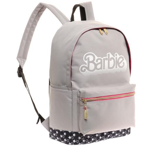 ≪Barbie/バービー≫ ジェシカ デイパック A4サイズ収納 通学用におすすめ!90sロゴがキュートなカジュアルリュック 57121