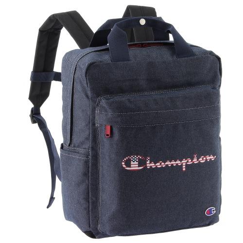 ≪Champion/チャンピオン≫ サリンジャー バックパック キッズサイズ 2本手ハンドル 星条旗モチーフのロゴが印象的! 57156