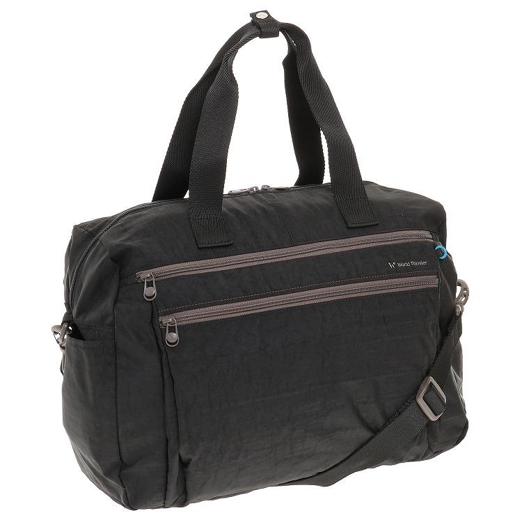 ≪World Traveler/ワールドトラベラー≫ カペラ ボストンバッグ セットアップ機能付き 男女兼用で使える軽量トラベルボストン  57187