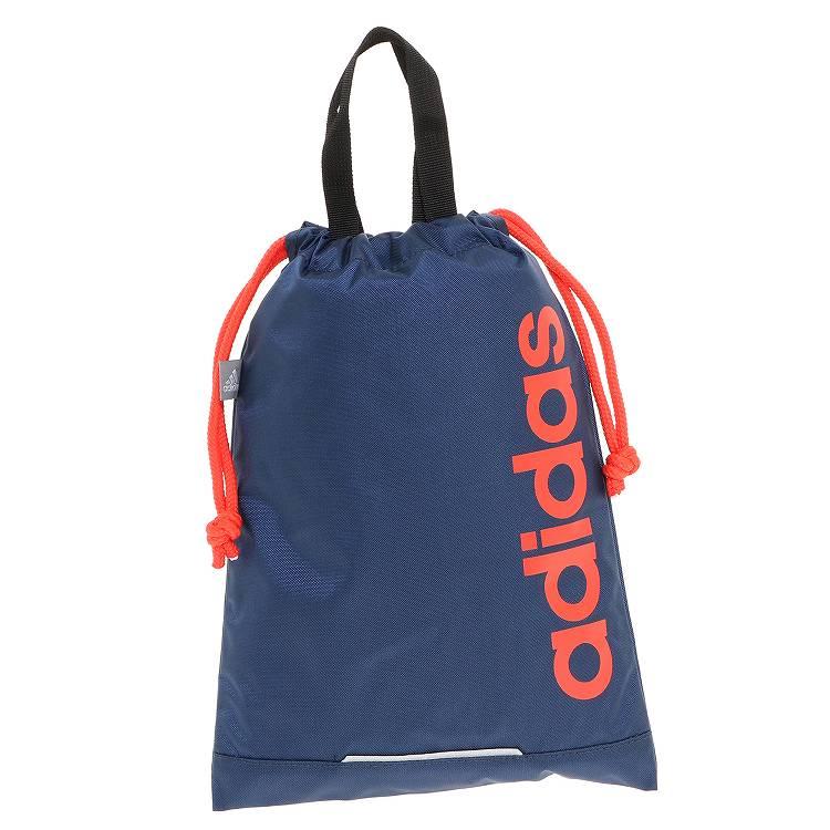 ≪adidas/アディダス≫ シューズケース 巾着タイプ 57261