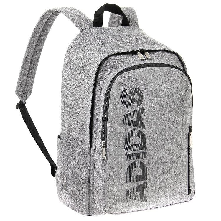 ≪adidas/アディダス≫ バックパック/デイパック 25リットル 通学用にオススメ!A4サイズ収納のカジュアルリュック 57415