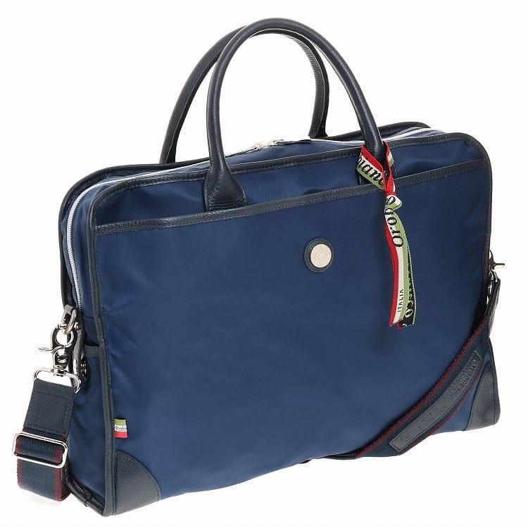 ≪オロビアンコ  RUFUS T-G≫ B4ビジネスバッグ 毎日の通勤パートナーに最適なフォルムと機能性 90104