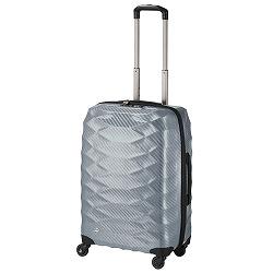 ≪Proteca/プロテカ≫ エアロフレックス ライト 超軽量/2.1kg スーツケース ジッパータイプ 53リットル 3~4泊程度の旅行に 01822