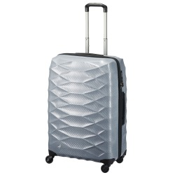 ≪Proteca/プロテカ≫ エアロフレックス ライト 超軽量/2.4kg スーツケース ジッパータイプ 74リットル 1週間程度の旅行に 01823
