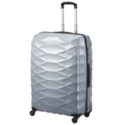 ≪Proteca/プロテカ≫ エアロフレックス ライト 超軽量/2.6kg スーツケース ジッパータイプ 93リットル 1週間~10日程度の旅行に 01824