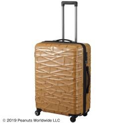 ≪Proteca/プロテカ≫ ココナ ピーナッツエディション スーツケース ジッパータイプ 68リットル 01953 5泊~1週間程度の旅行に