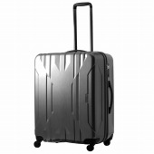 ≪ACE/エース≫ リキッドメタル スーツケース 100リットル 1週間~10泊以上の旅行に 04108