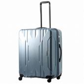 【30% OFF】≪ACE/エース≫ リキッドメタル スーツケース 100リットル 1週間~10泊以上の旅行に 04108