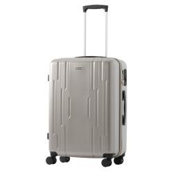 ≪ACE/エース≫ オーブルII スーツケース 62リットル ジッパータイプ キャスターストッパー搭載 日本製 04122