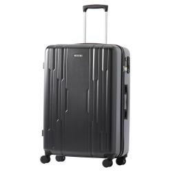 ≪ACE/エース≫ オーブルII スーツケース 77リットル ジッパータイプ キャスターストッパー搭載 日本製 04123