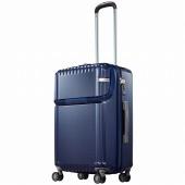 ≪ace. パリセイドZ≫ スーツケース フロントポケット付き 52リットル 4~5泊程度のご旅行向き 05586