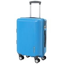 ≪Dash ブルー 31L≫ラゲージ スーツケース トランク 機内持ち込み可 / 05711-15