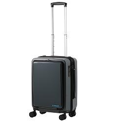 ≪FLIGHT001≫DFW  スーツケース トランク 機内持ち込み可 2~3泊程度の旅行や出張に 31リットル