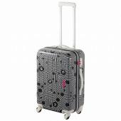 ≪Barbie/バービー≫ アメリアTR スーツケース 47リットル ジッパータイプ 2~3泊程度の旅行に  06097