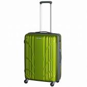 ≪ワールドトラベラー/ナヴァイオ≫ スーツケース 4,5泊程度の旅行に 便利なキャスターストッパー機能付き! 58リットル 06153