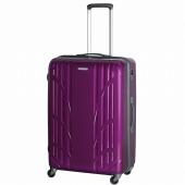 ≪ワールドトラベラー/ナヴァイオ≫ スーツケース 1週間~10泊程度の旅行に 便利なキャスターストッパー機能付き! 92リットル 06155
