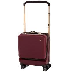 ≪ソエルテ≫マルカート シリーズ 列車やバスの旅も安心安全にサポート スーツケース 機内持ち込み  06266
