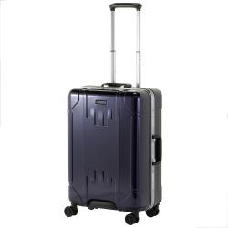 ≪World Traveler/ワールドトラベラー≫ トゥルム スーツケース フレームタイプ 3~4泊程度の旅行に 50リットル  06412