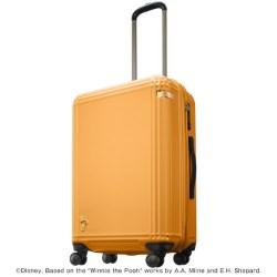 """≪ace.≫ 限定★ディズニー""""くまのプーさん""""スーツケース  60リットル☆4~5泊程度のご旅行向きスーツケース 06542"""