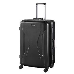 ≪World Traveler/ワールドトラベラー≫ コヴァーラム スーツケース 84リットル 日本製 フレームタイプ 1週間以上の旅行に  06583