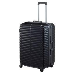 【限定 ブラックエディション】≪Proteca/プロテカ≫ ストラタム スーツケース フレームタイプ 95リットル マグネシウム合金フレーム採用 1週間~10泊程度の旅行に 07952