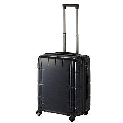 ≪Proteca/プロテカ≫ スタリアVs LTD [限定/幾何学柄プリント] スーツケース 53リットル キャスターストッパー・ベアロンホイール搭載 3~5泊程度の旅行に  08912