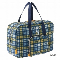 ≪JEWELNA ROSE/ジュエルナローズ≫ トロトゥール スヌーピー スーベニアバッグ Mサイズ 折りたたみバッグ エコバッグ スーツケースにセットアップ可能 ピーナッツ 29988