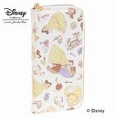 """≪ジュエルナローズ トロトゥール≫ ディズニー """"美女と野獣"""" Disney """"Beauty and the Beast"""" Series パスポートケース / 33431"""