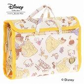 """≪ジュエルナローズ トロトゥール≫ ディズニー """"美女と野獣"""" Disney """"Beauty and the Beast"""" Series バスポーチ / 33435"""