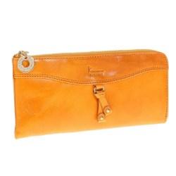 ≪Kanana project/カナナプロジェクト≫ラスターウォレット☆長財布だけどすっきりコンパクト バッグの中で邪魔にならないお財布 34572