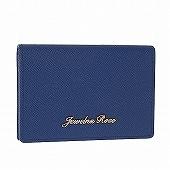 <<ジュエルナローズ>> パレットウォレット カードケース ロイヤルブルー / 39228-03