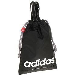 ≪adidas/アディダス≫ シューズケース 巾着タイプ 47821
