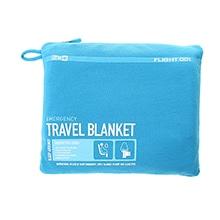 ≪Travel Blanket ブルー≫ ブランケット 毛布 / 50041-15