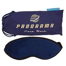≪定価より40%オフ!≫≪Panorama Eye Mask ブルー≫ アイマスク  / 50044-15
