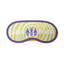 ≪定価より30%オフ!≫Cabin Fever アイマスク パープル  / 50052-07
