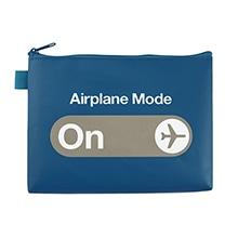 ≪定価より40%オフ!≫≪Airplane Mode≫ ターポリンポーチ ブルー / 50061-15
