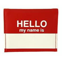 ≪定価より40%オフ!≫≪F1 Hello Series≫ カードケース レッド / 50087-10