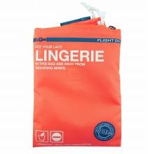 ≪F1 Go Clean Lingerie ピーチ≫ パッキングバッグ 下着ケース / 50110-11