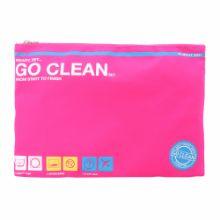 ≪F1 Go Clean Set ピンク≫ パッキングバッグ ランドリーケース シューズケース インナーケース  / 50115-11