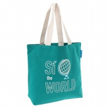 "≪Canvas Tote ""Si To The World""≫ トートバッグ キャンバストート / 50205-04"