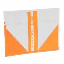 ≪F1 Aeroline≫ パスポートカバー パスポートケース オレンジ / 50227-14