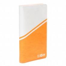 ≪F1 Aeroline≫ オーガナイザー パスポートケース ドキュメントホルダー オレンジ / 50229-14