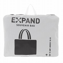 ≪F1 EXPANDABLES  SOUVENIR BAG≫ トートバッグ  グレー / 50330-09