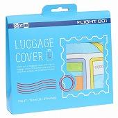 ≪F1 LUGGAGE COVERS≫ グラフィック ラゲージカバー L 26-29inch  / 50354